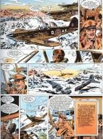 « Les Héritiers d'Orphée T1 : Le Vol du condor »  éditions Soleil (1992).