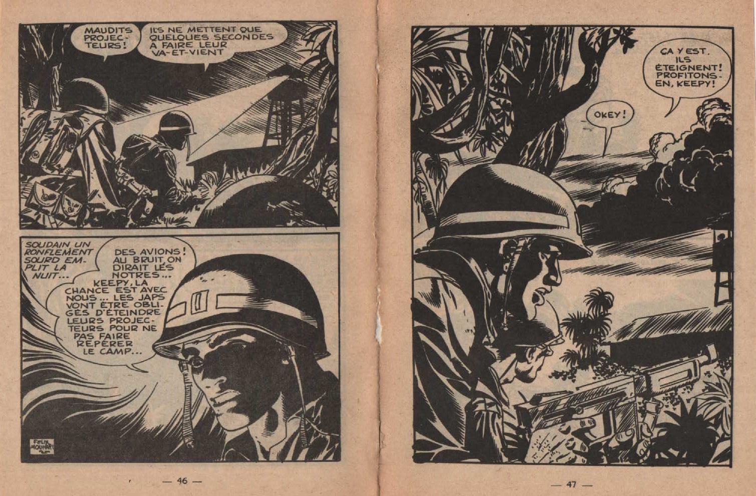 «La Force ou la ruse?» Garry n°248 (1ertrimestre1969).
