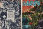 Dos et couverture Garry n° 248(1ertrimestre1969).