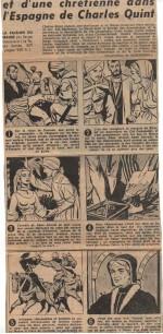 « La Passion du maure » France-Soir (1959).