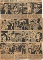 « Les Sœurs Barnetal » France-Soir (1958-1959).