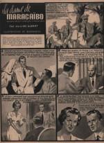 « La Dame de Maracaibo » Votre cœur n° 23 (16/02/1950).