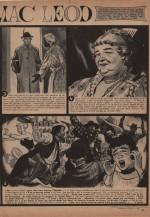 « La Folie Mac Leod » Lectures d'aujourd'hui n° 31 (04/04/1953).