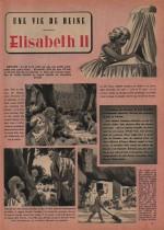 « Une Vie de reine » Lectures d'aujourd'hui n° 39 (30/05/1953).
