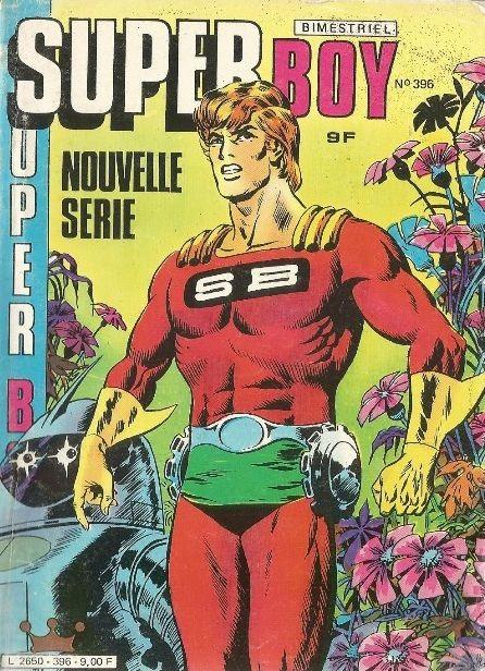 Superboy 396