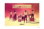 Les Aspirockers (ex-libris pour le réseau Canal BD - 2020).