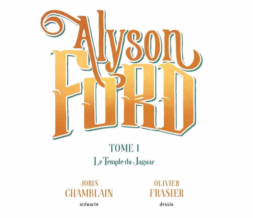 Alyson Ford Titre