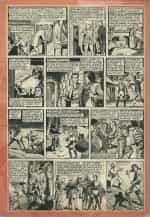 « Flamberge au vent ! » dans Tintin édition belge n° 48 de 1953 : un Graton très différent !