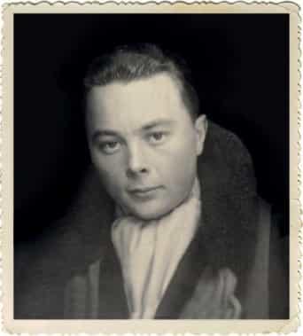 Jean Graton vers 1943, alors ouvrier aux Chantiers navals de Bretagne.