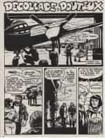 « Décollage douteux » Formule 1 n° 22 (30/05/1973).