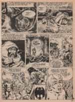 « Le Chevalier ensorcelé » Pif gadget n° 305 (12/1974).