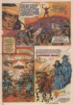 « Capitaine Apache » premier épisode Pif gadget n° 347 (10/1975).