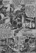 « Shaco Bentes » dans Whipii !, en 1974).
