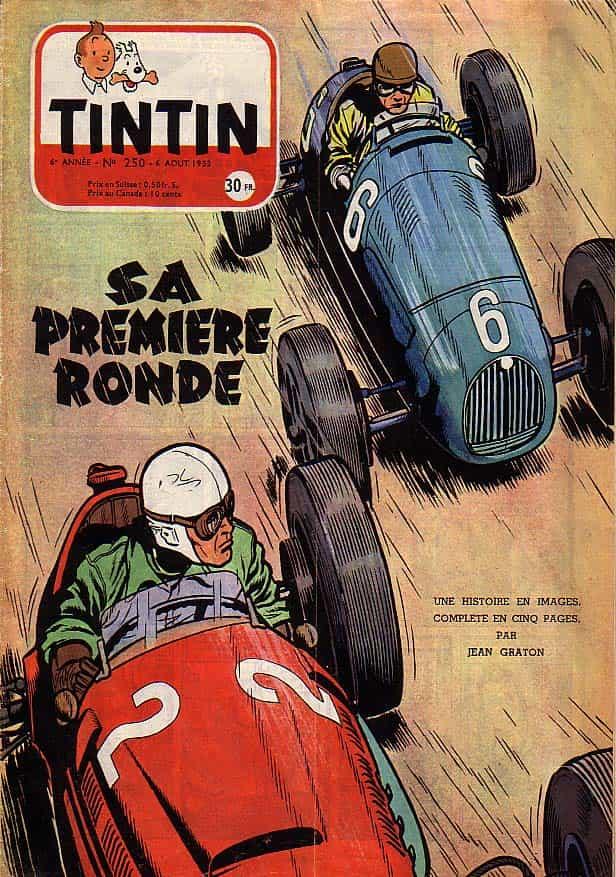 Tintin 250