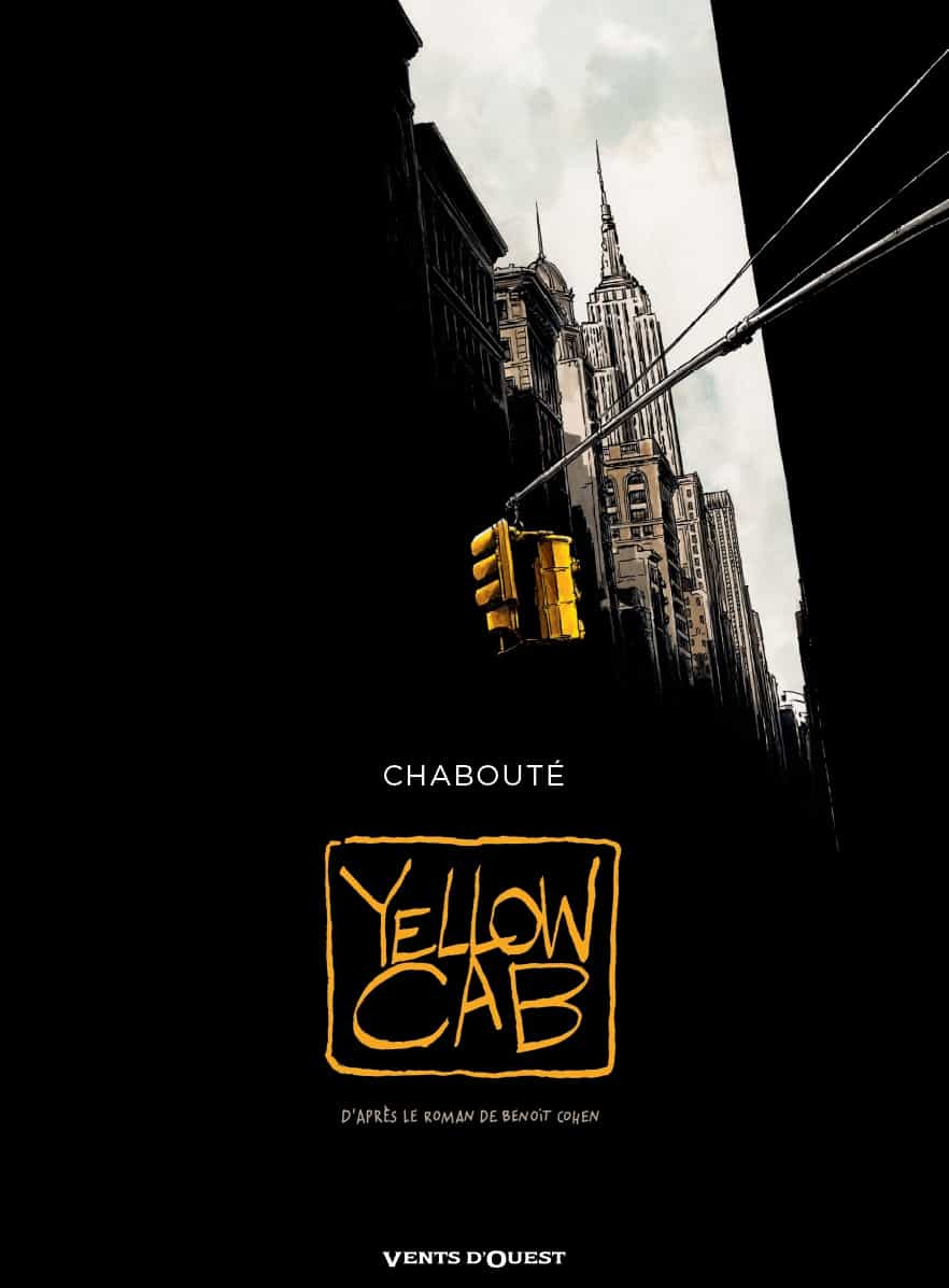 Yellow Cab couv