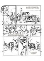 Storyboard par Carole Maurel.