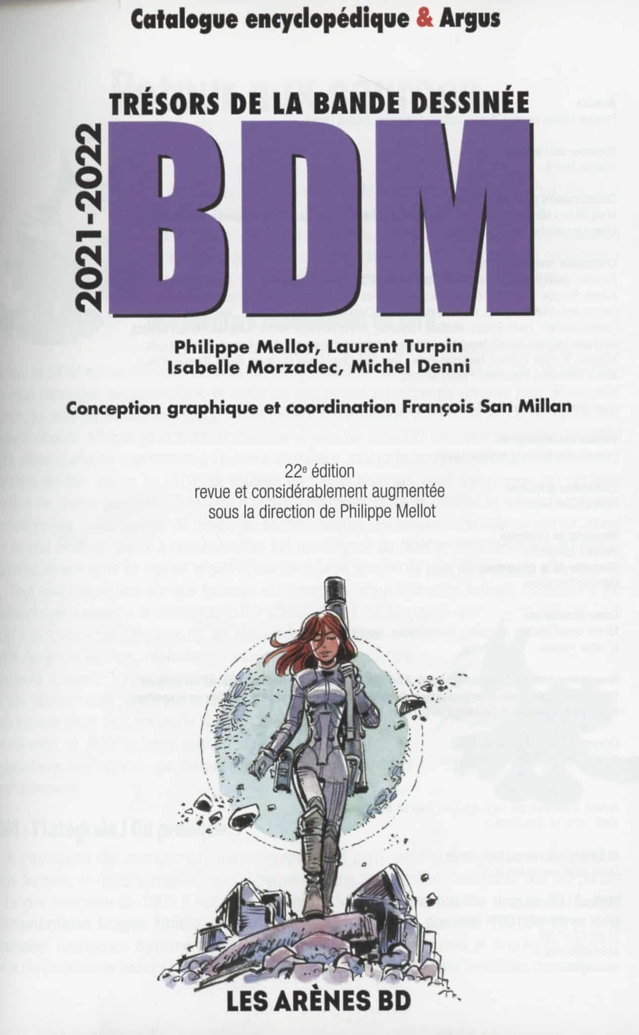 BDM-page de titre