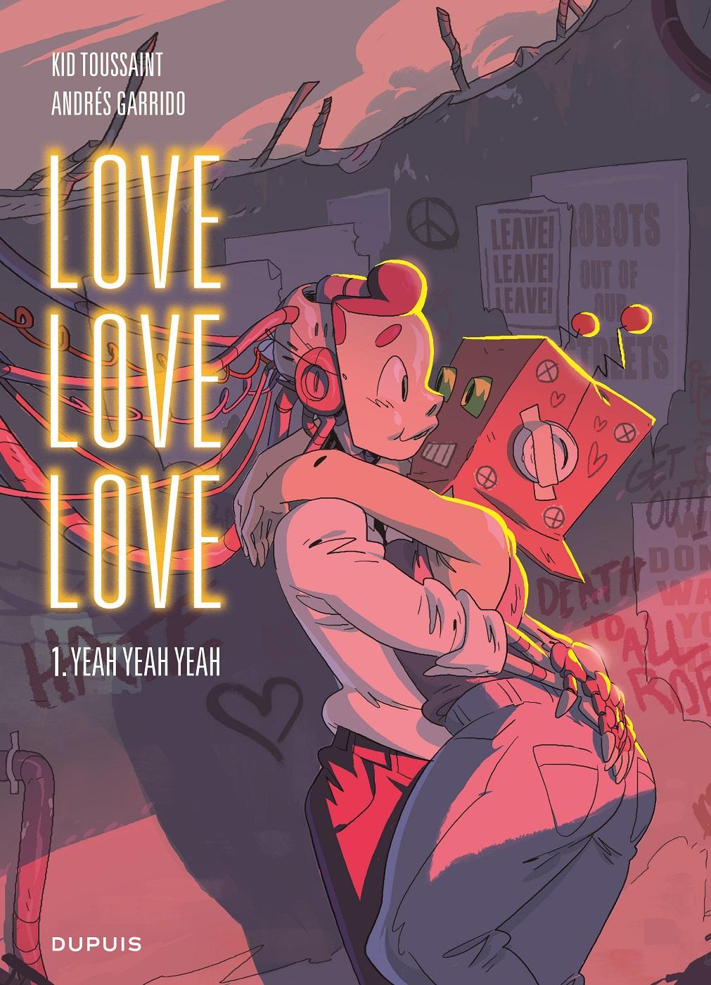 couverture love love love