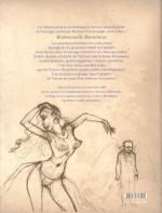 Cahier Baudelaire verso