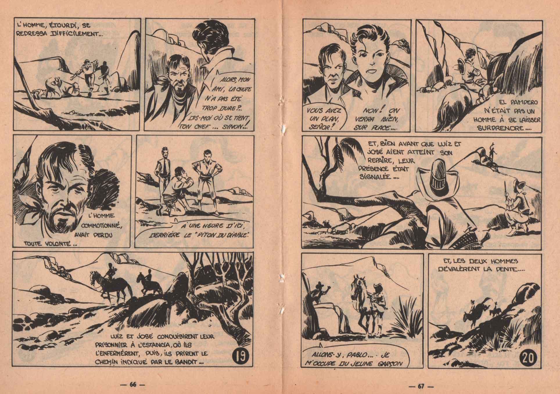 « Luiz » Presto n° 4 (03/1957).