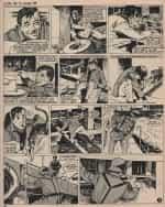 « Le Pomeranze a franchi le passé » Vaillant n° 1023 (20/12/1964).