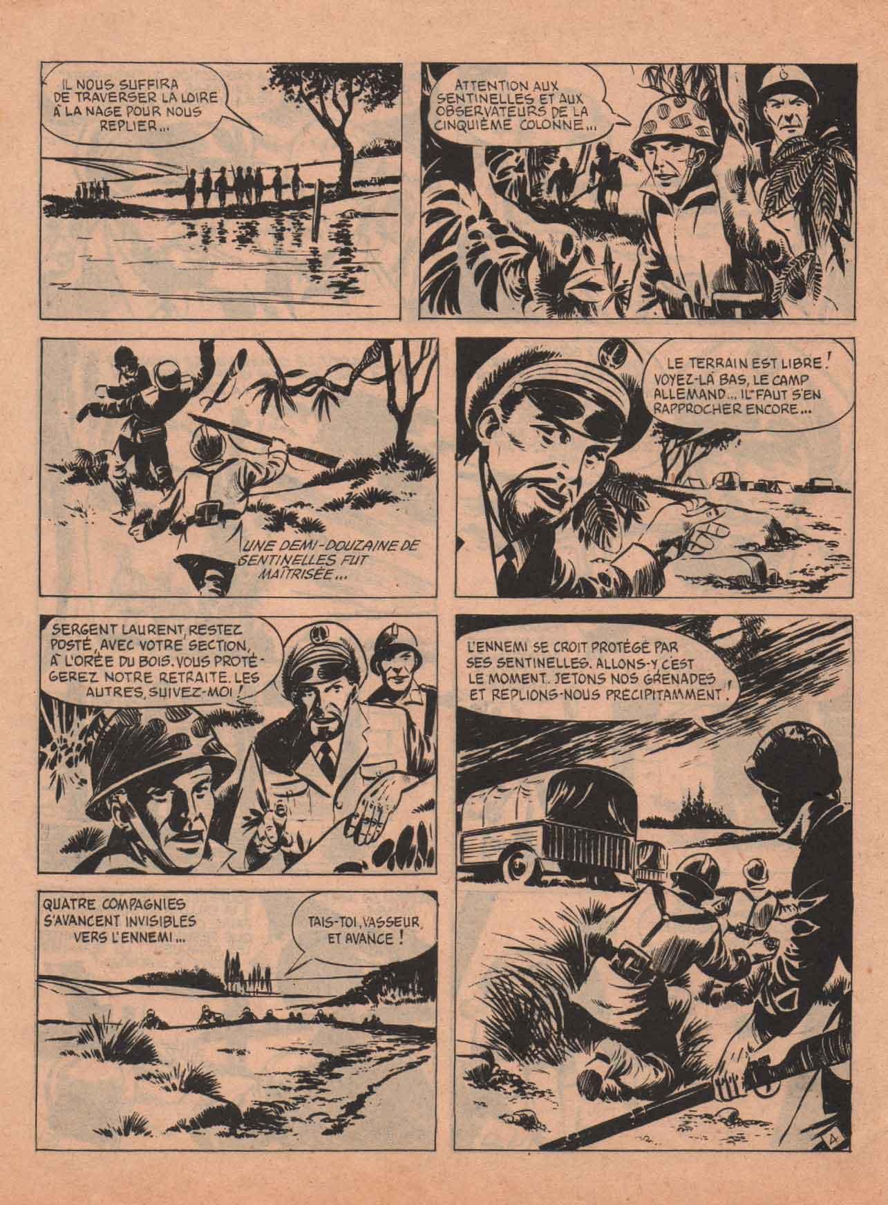 « Tomic » Téméraire n° 19 (04/1960).