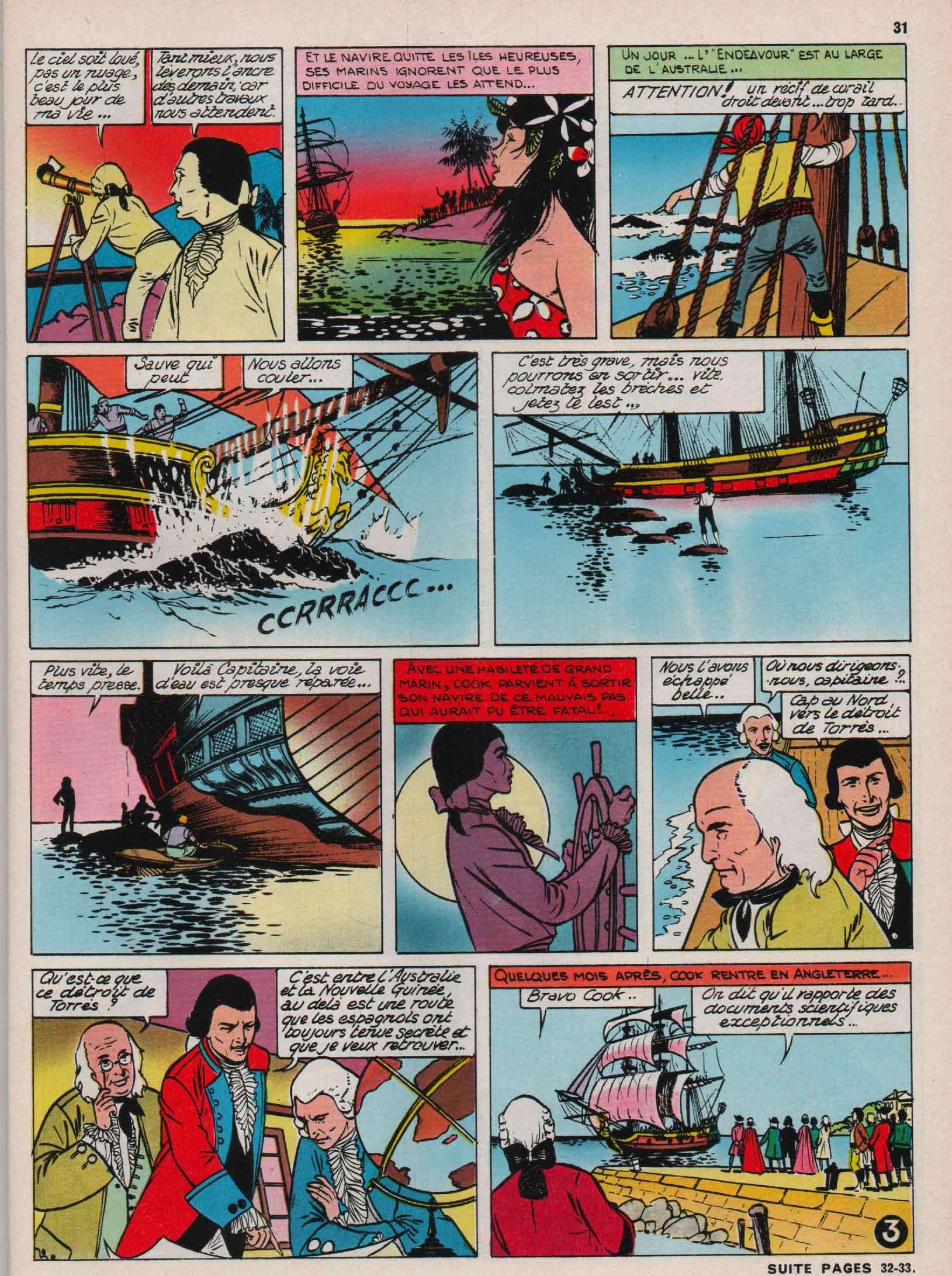 « Cook » J2 jeunes n° 11 (17/03/1966).