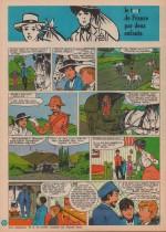 « Le Tour de France par deux enfants » Lisette n° 48 (28/11/1967).
