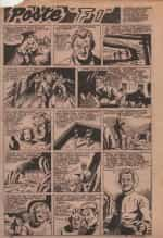 « Poste F.01 » Zorro n° 153 (15/05/1949).
