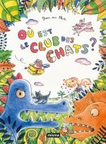 Club des Chats3 couverture