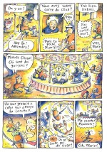 Où est le club des chats ? page 11