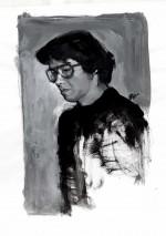 Autoportrait de Chen Uen (c) Chen Uen remerciements à Michael Cheng