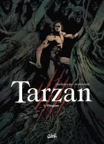 Première version de la couverture par Stevan Subic (2020).
