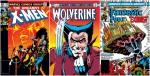 Uncanny X-Men #159, Wolverine #1, Fantastic Four #240