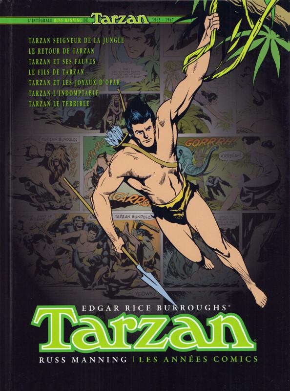 Le « Tarzan » de Russ Manning est arrivé chez Graph Zeppelin en 2020.