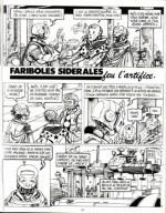 « Fariboles sidérales » Métal hurlant n° 34 (1978).