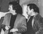 Christian Gaty et Lucien Nortier.
