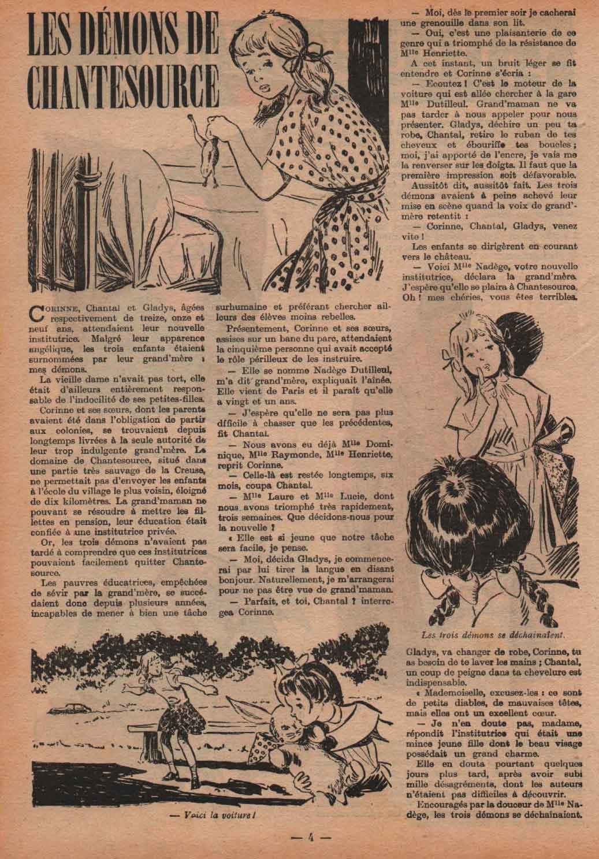 Fillette n° 328 (30/10/1952).