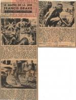« Francis Drake » Paris-Jour (12/08/1964).