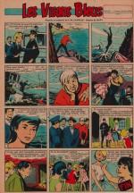 « Les Visons bleus » Âmes vaillantes n° 14 (08/05/1960).