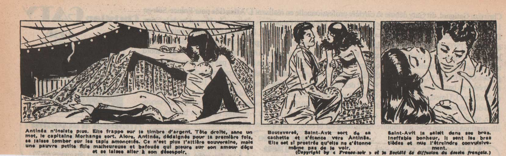 « L'Atlantide » S.D.D.F. (1949).