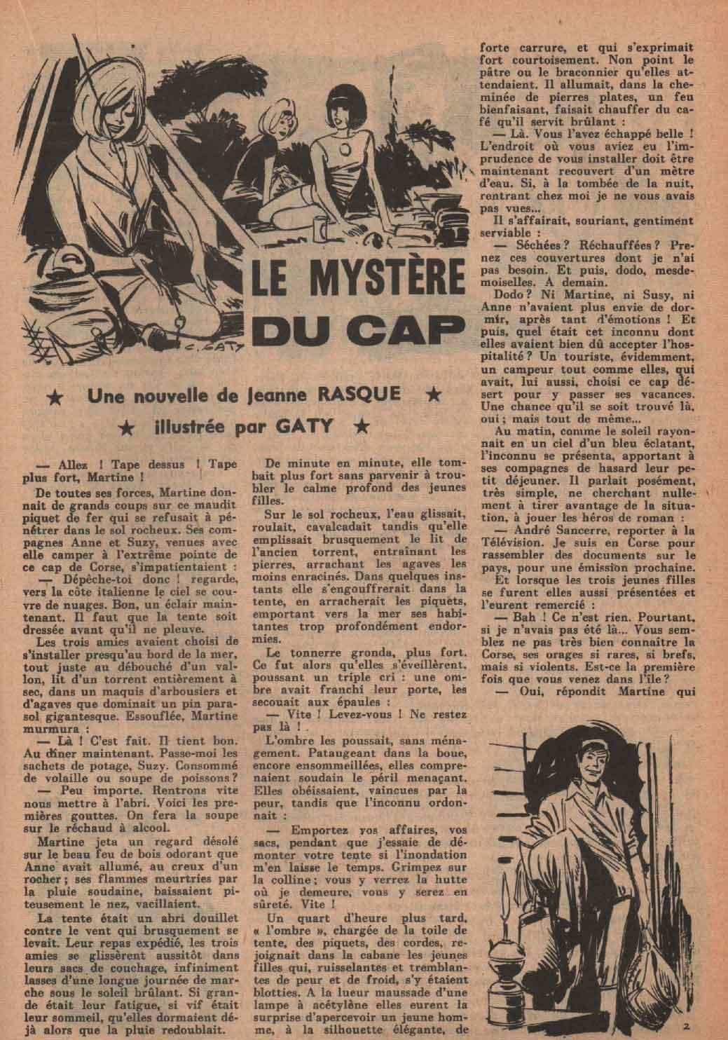 Frimousse magazine n° 28 (05/1964).