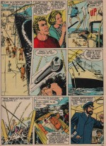 « Les Espadons » Journal de Mickey n° 1156 (11/08/1974).