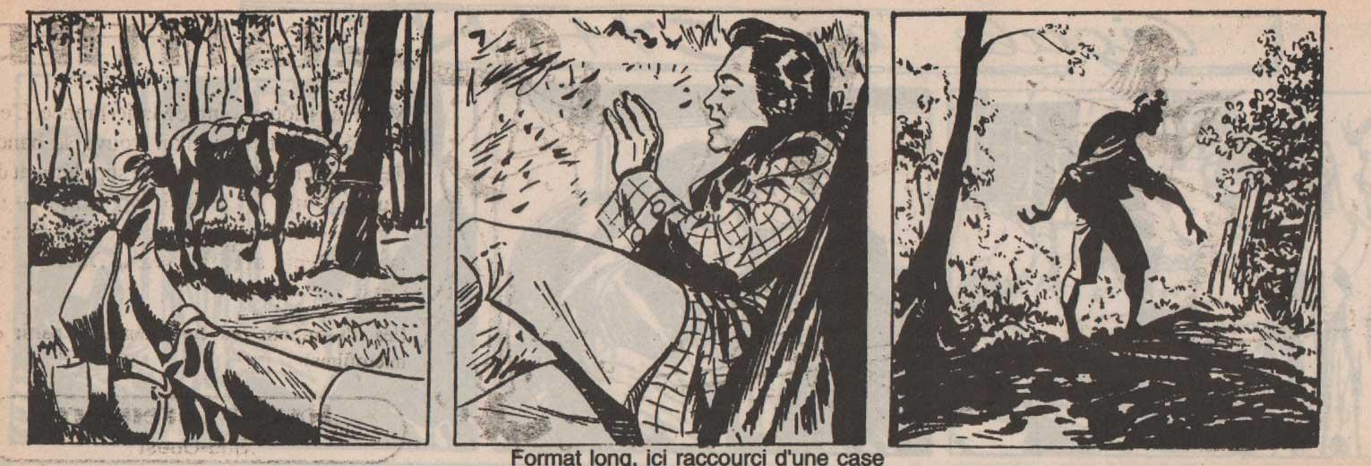 « Le Forgeron de la Cour Dieu » Libération (1950).