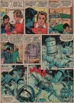 « Les Espadons » Journal de Mickey n° 1229 (04/01/1976).