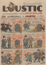 « Loustic » par Taymans.