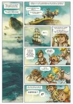 Les Terreurs des mers page 3.