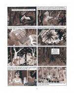 L'enfer vert guyanais (extrait page 93 - Dargaud, 2021).