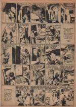 « Les Enquêtes du sergent O'Brien » : L'Invincible n° 67 (1° trimestre 1954).