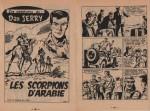 « Dan Jarry : Le Scorpion » : Cap 7 n° 41 (06/1962).
